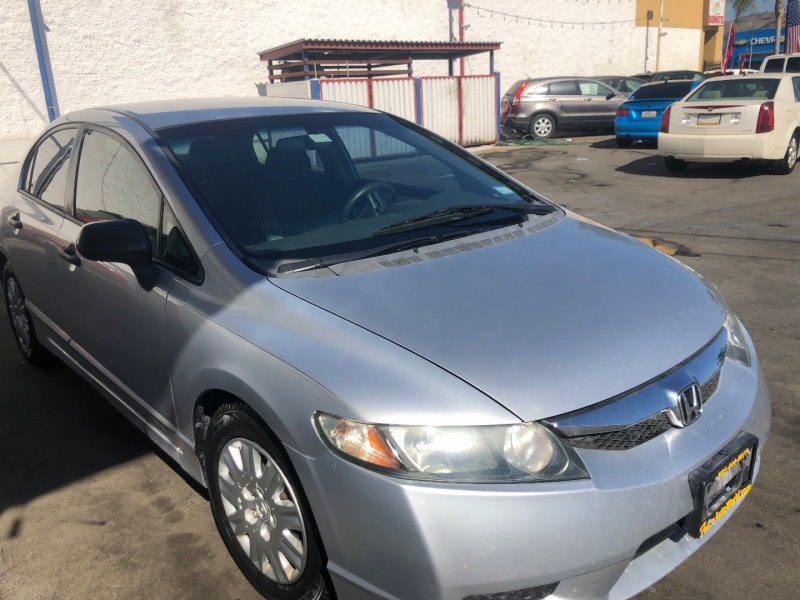 Honda Civic Sdn 2009 price $3,995