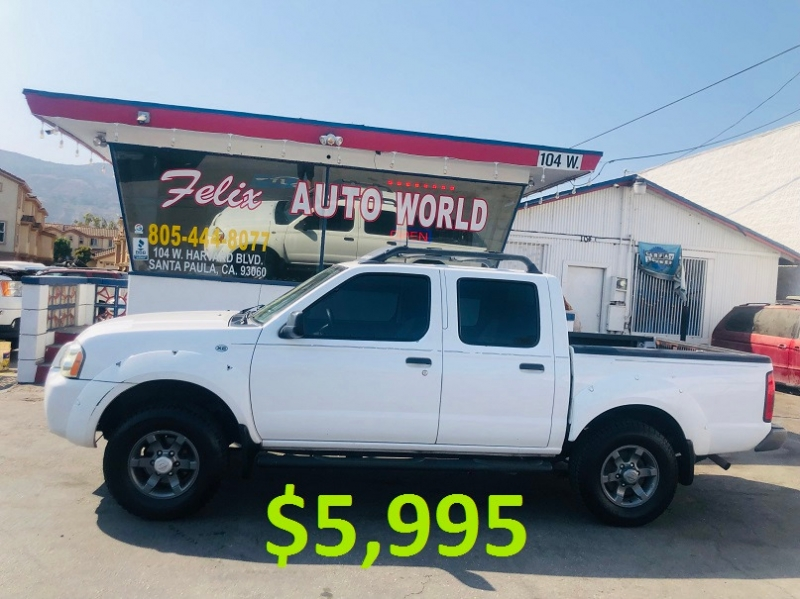 Nissan Frontier 2WD 2004 price $5,995