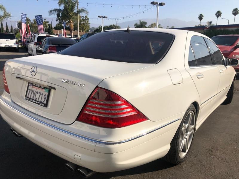 Mercedes-Benz S-Class 2006 price $6,995