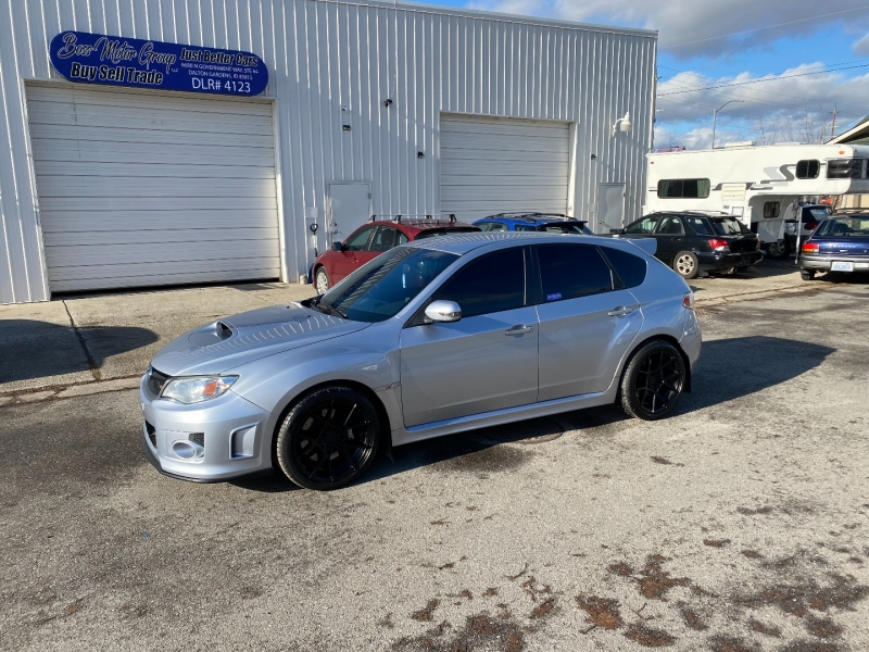 SUBARU WRX STI LIMITED HATCH forged internal closed deck Outfront block 2012 price $43,300