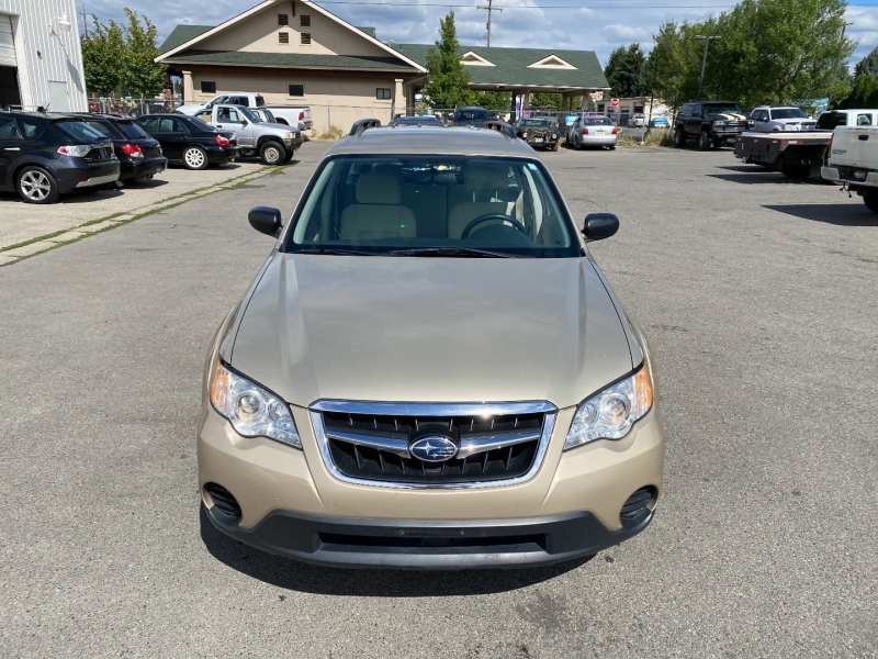 SUBARU OUTBACK WAGON 5SPD NEW TIMING BELT GOOD HEAD GASKETS 2008 price $4,700