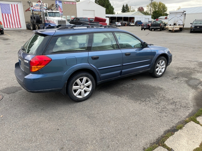 SUBARU OUTBACK WAGON GOOD HEAD GASKETS AND TIMING BELT 2006 price $5,700
