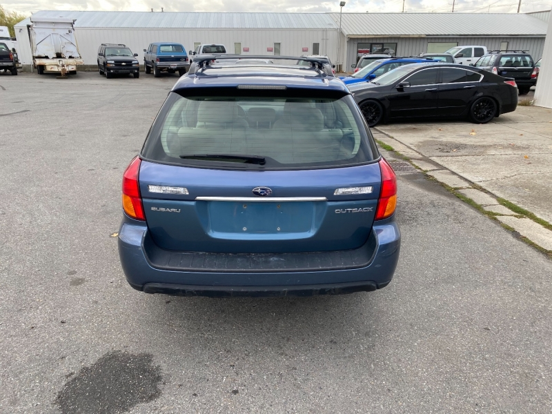 SUBARU OUTBACK WAGON GOOD HEAD GASKETS AND TIMING BELT 2006 price $6,300