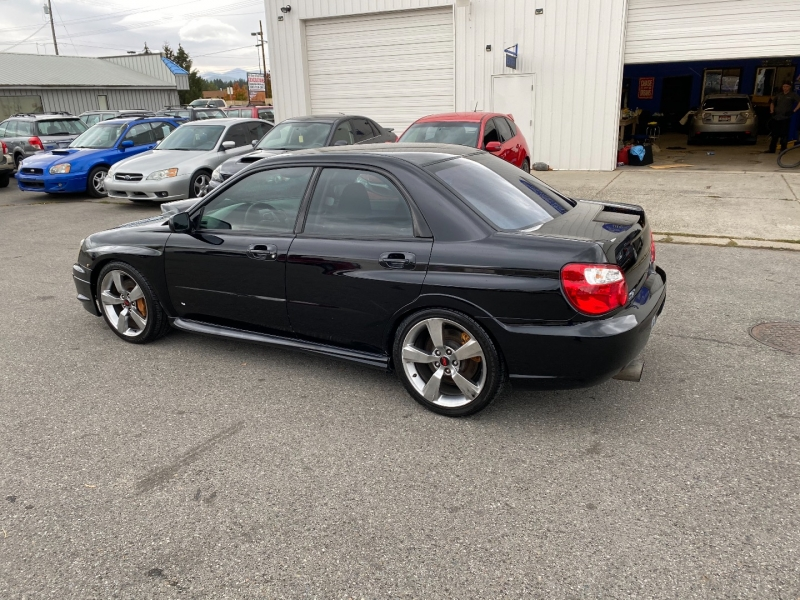 SUBARU IMPREZA WRX STI SEDAN NEW ENGINE AND A WHOLE LOT MORE! 2005 price $16,700