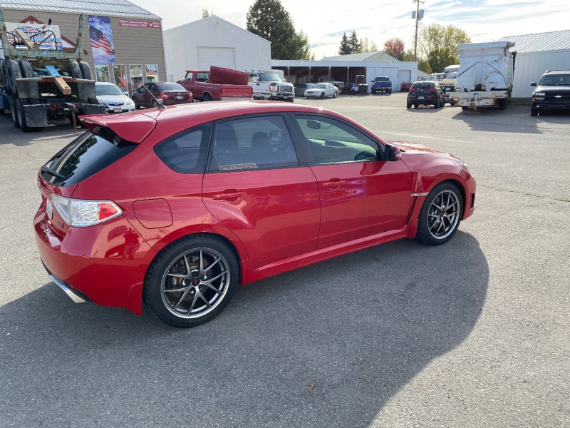 SUBARU IMPREZA WRX STI WAGON LIGHTING RED!! RARE!! 2008 price $16,300