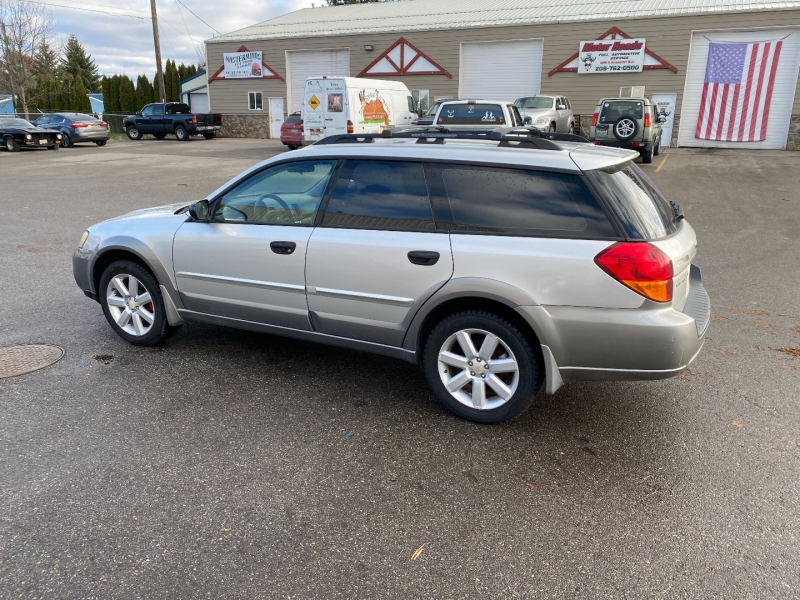 SUBARU OUTBACK WAGON NEW HEAD GASKETS & TIMING BELT 2006 price $4,600