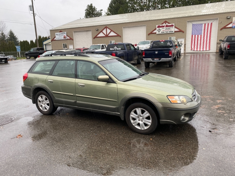 SUBARU OUTBACK WAGON LIMITED LEATHER NEW HEAD GASKETS & TIMING BELT 2005 price $4,300
