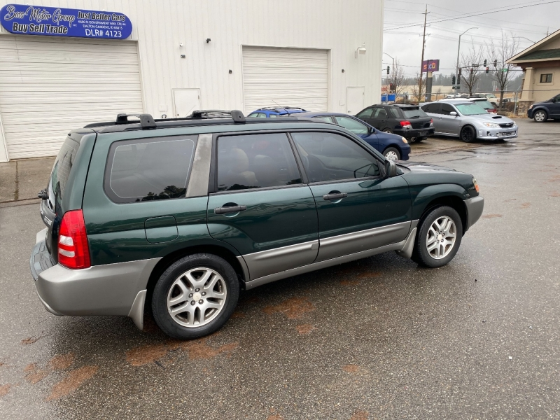 SUBAU FORESTER L.L. BEAN LOADED NEW HEAD GASKETS & TIMING BELT 2005 price $5,700