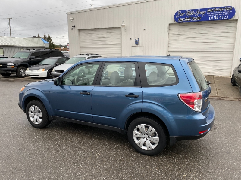 SUBARU FORESTER ONE ONWER!! MANUAL 5SPD NEW TIMING BELT 2009 price $6,400