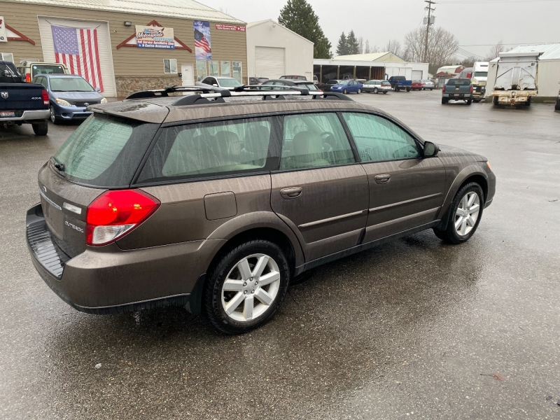 SUBARU OUTBACK WAGON LIMITED LEATHER NEW HEAD ASKETS AND TIMING BELT 2008 price $4,700