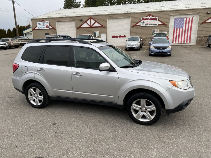 SUBARU FORESTER PREMIUM ONE ONWER! GOOD TIRES AND HEAD GASKETS 2009 price $4,300