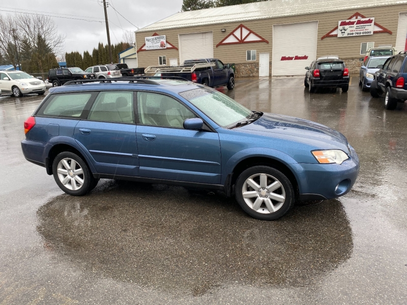 SUBARU OUTBACK WAGON LIMITED 5SPD GOOD HEADGASKETS & TIMING BELT 2006 price $5,700