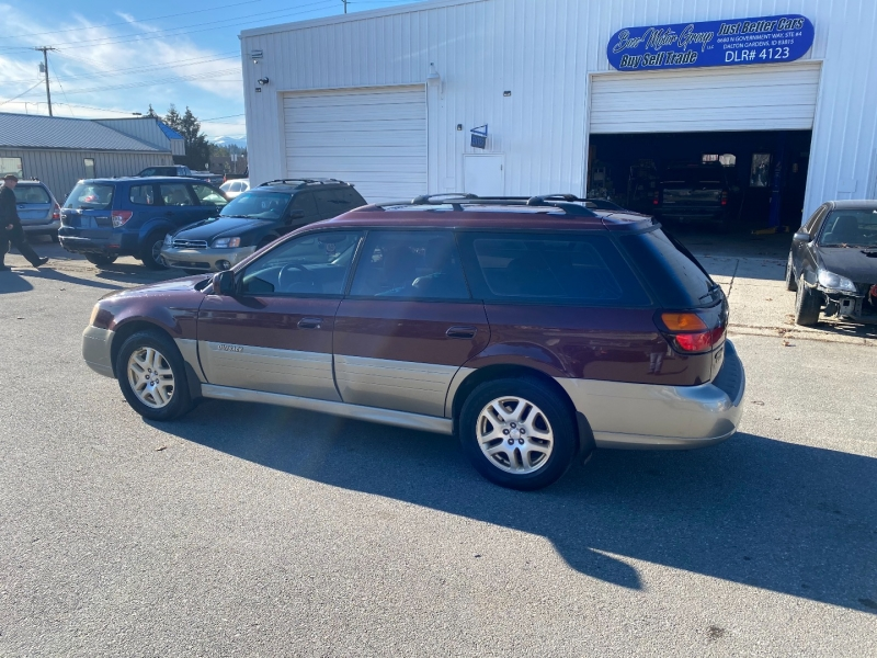 SUBARU OUTBACK WAGON LIMITED BRAND NEW HEAD GASKET & TIMING BELT 2000 price $3,300