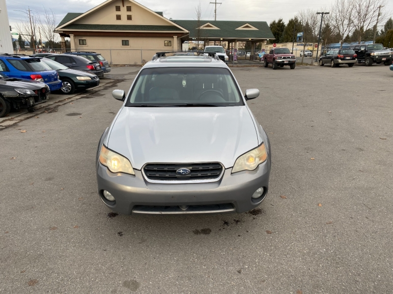SUBARU OUTBACK LIMITED LEATHER GOOD HEADGASKETS & TIMING BELT 2006 price $4,600