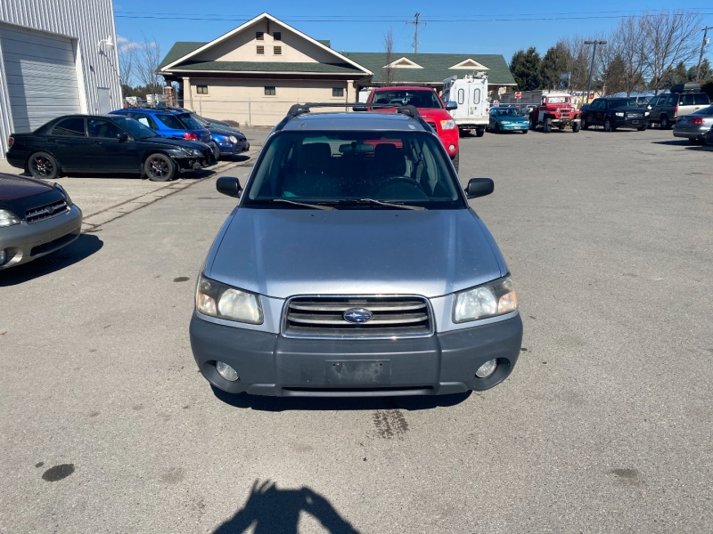 Subaru Forester 1 owner! 2004 price $4,300