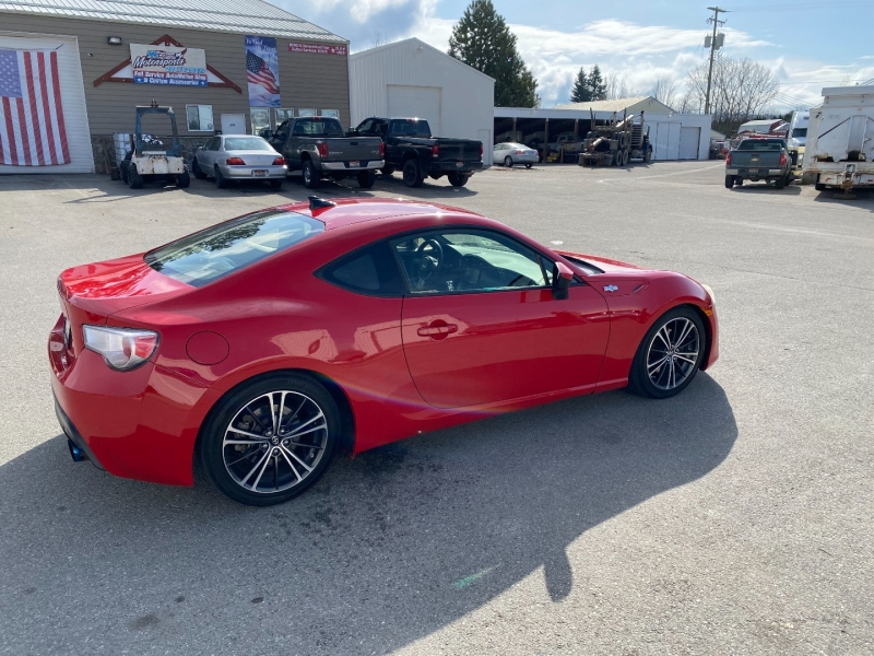 SCION FR-S SUPERCHARGED 6-SPD MANUAL NICE! 2013 price $15,300