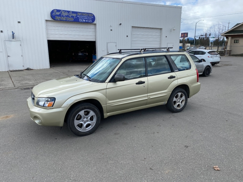 Subaru FORESTER XS 1-OWNER 2004 price $5,700