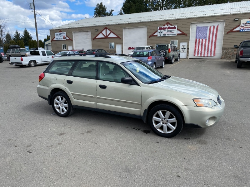 SUBARU OUTBACK WAGON 1 OWNER NEW HEAD GASKETS &TIMING BELT 2007 price $6,300