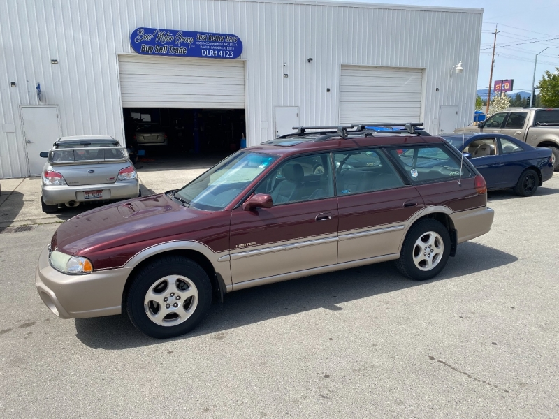 SUBARU OUTBACK WAGON LIMITED GOOD HEAD GASKETS AND TIMING BELT 1999 price $4,300