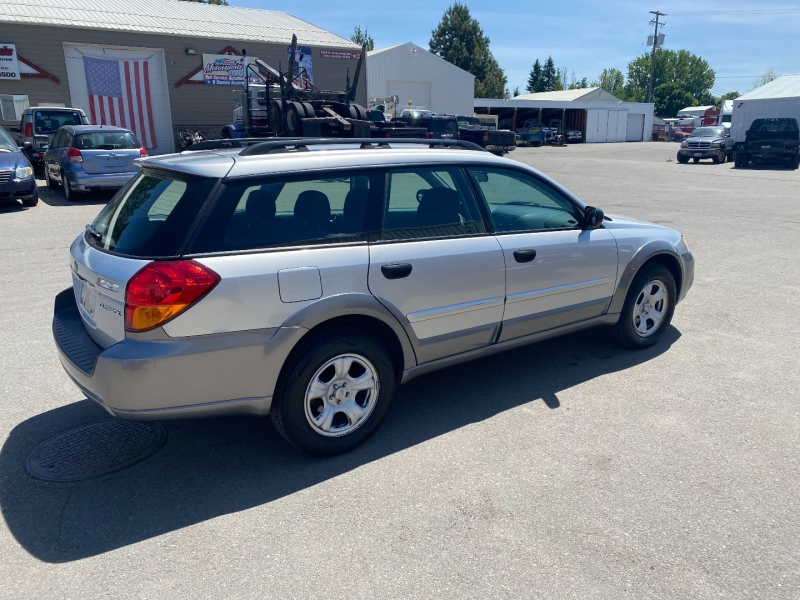 SUBARU OUTBACK WAGON 1OWNER ! NEW TIMING BELT! 2007 price $4,700