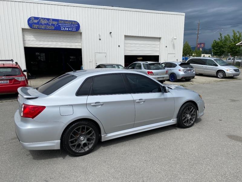 Subaru Impreza Sedan WRX 2010 price $12,500