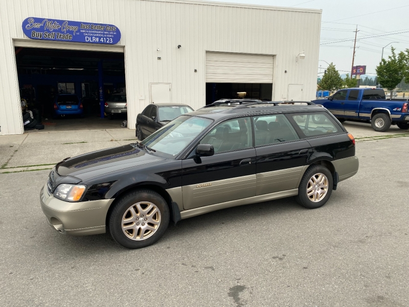 SUBARU OUTBACK LIMITED LEATHER NEW HEAD GASKETS & TIMING BELT 2001 price $3,700