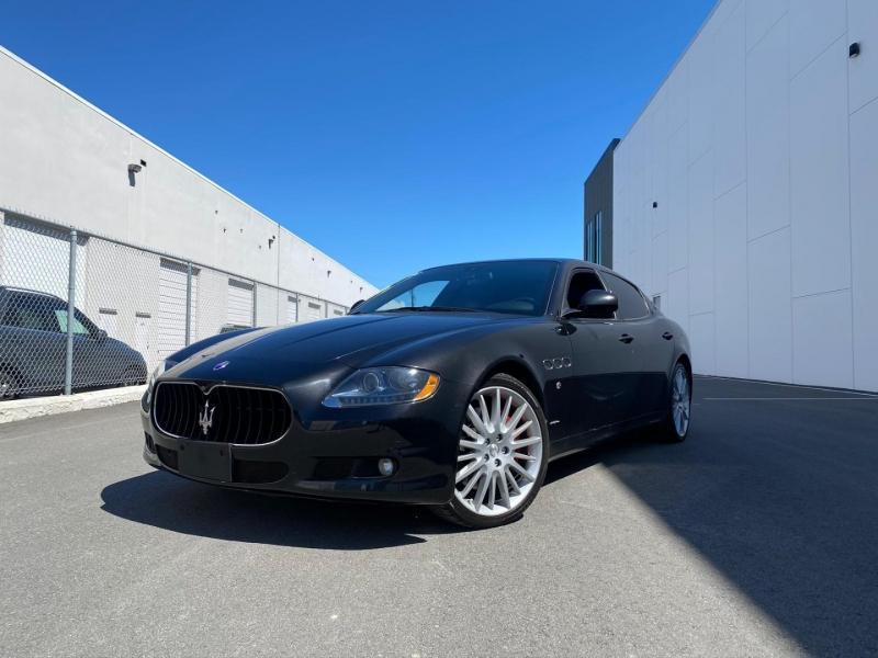Maserati Quattroporte 2011 price $31,995
