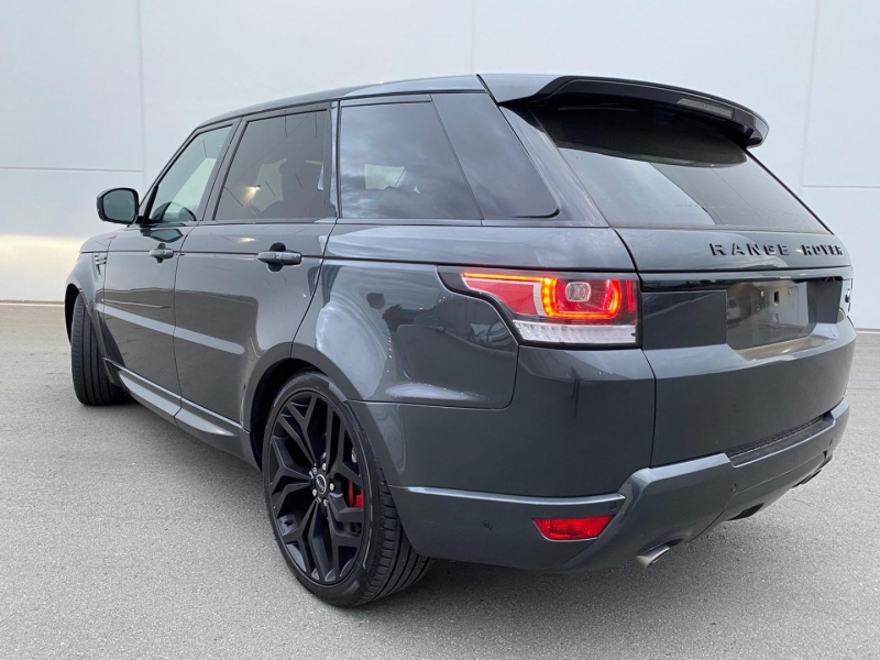 Land Rover Range Rover Sport 2016 price $49,995