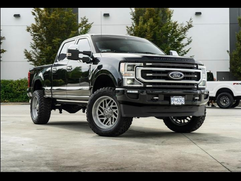 Ford Super Duty F-350 SRW 2020 price $91,495