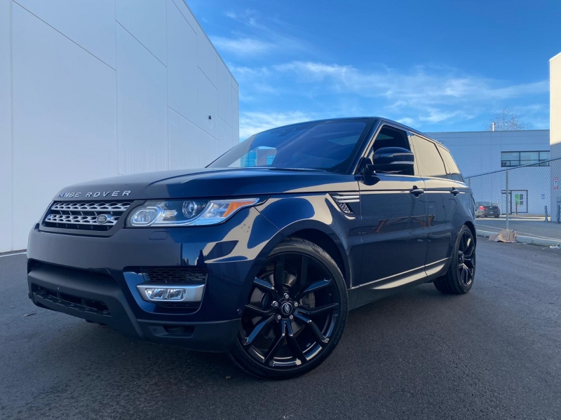 Land Rover Range Rover Sport 2017 price $57,995