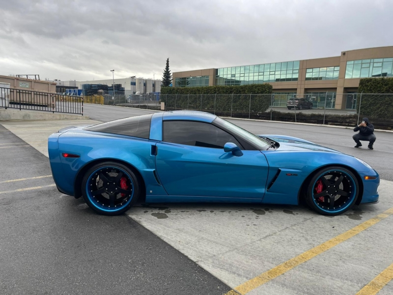 Chevrolet Corvette 2008 price Contact For Pricing