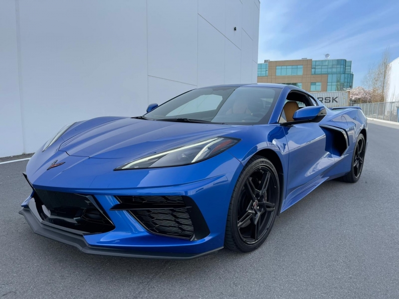 Chevrolet Corvette 2020 price Contact For Pricing