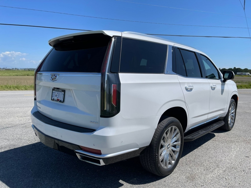 Cadillac Escalade 2021 price $127,995