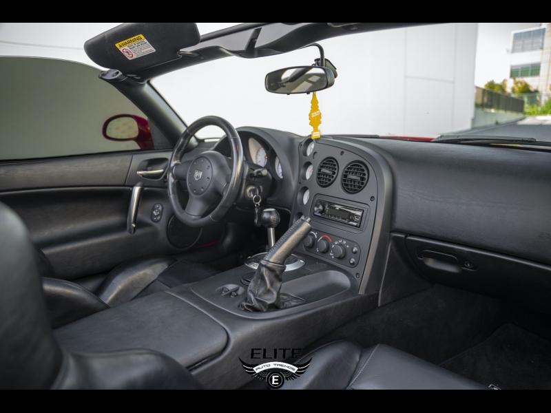 Dodge Viper 2003 price $67,495