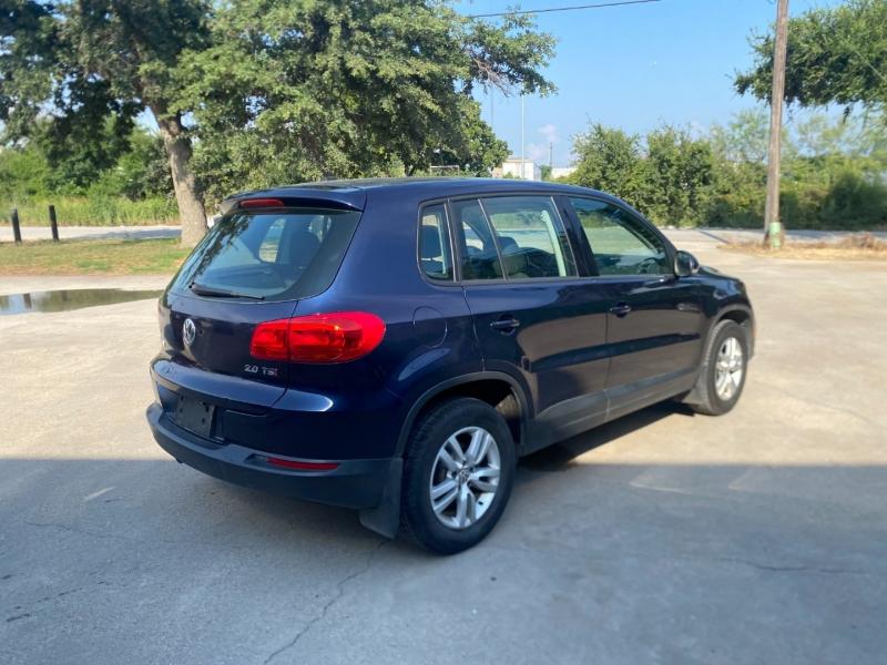 Volkswagen Tiguan 2013 price $7,700