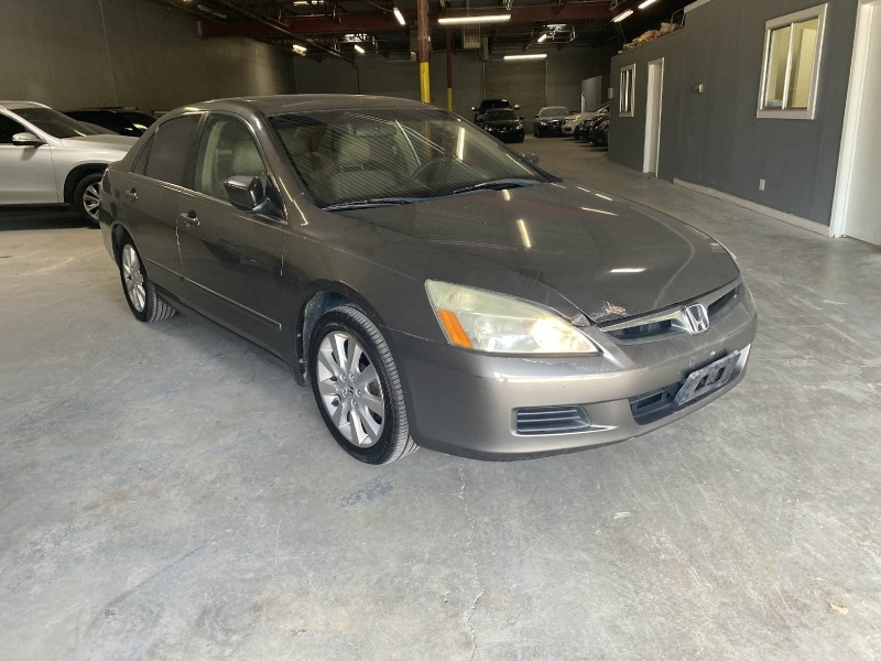 Honda Accord Sdn 2007 price $3,995