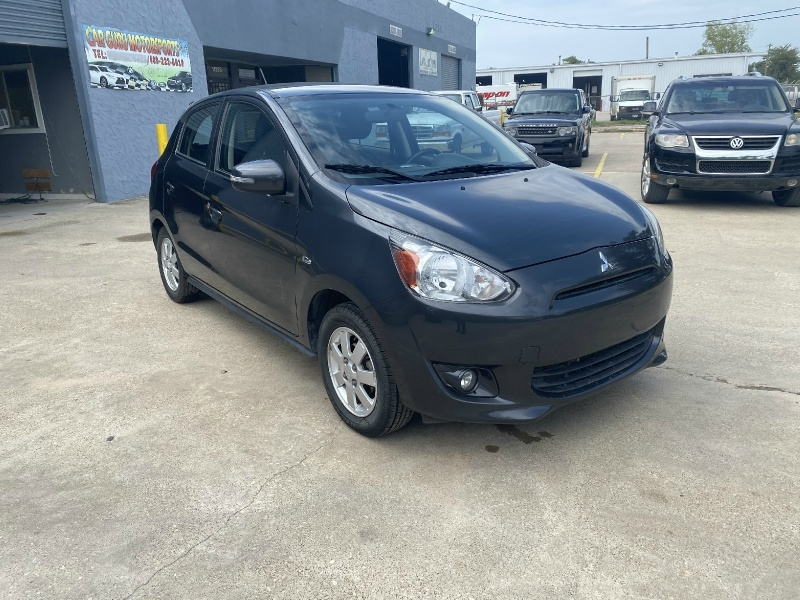 Mitsubishi Mirage 2015 price $5,495