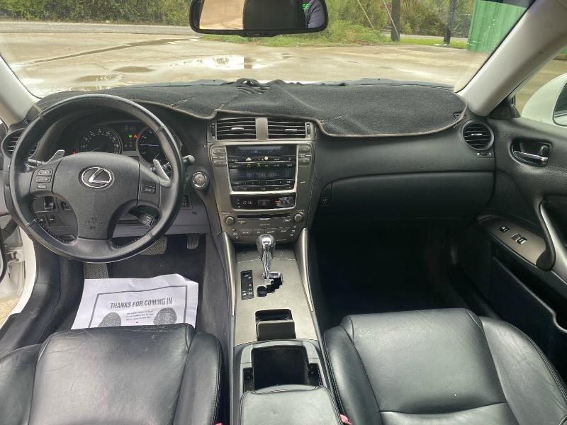 Lexus IS 250 2008 price $6,900