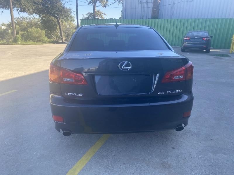 Lexus IS 250 2008 price $7,200