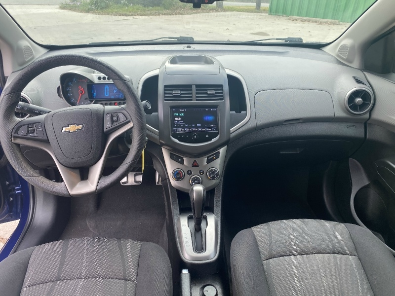 Chevrolet Sonic 2014 price $6,495