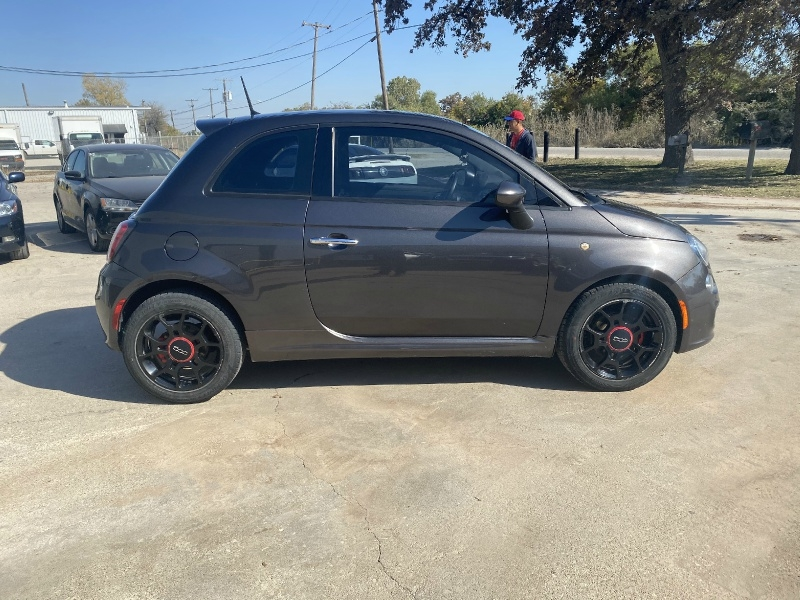 Fiat 500 2015 price $6,495