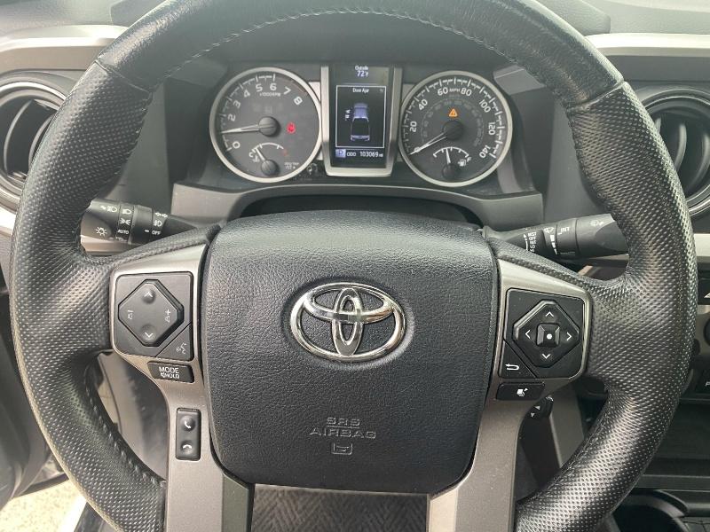 Toyota Tacoma 2016 price $25,900