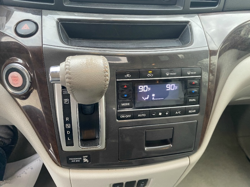 Nissan Quest 2012 price $8,700