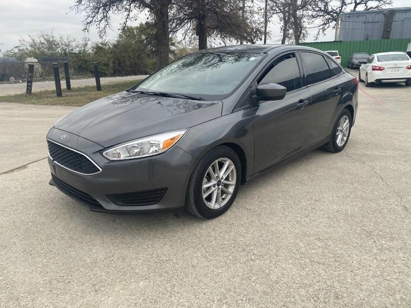 Ford Focus 2018 price $10,995