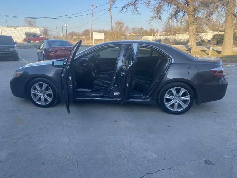 Acura RL 2009 price $6,999