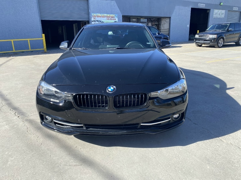 BMW 3-Series 2017 price $17,999