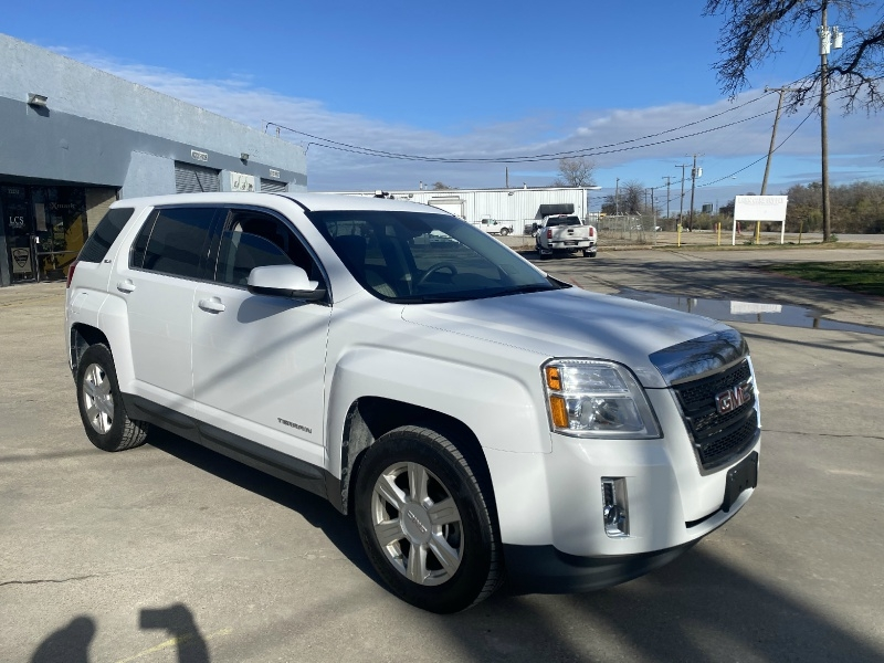 GMC Terrain 2015 price $9,495
