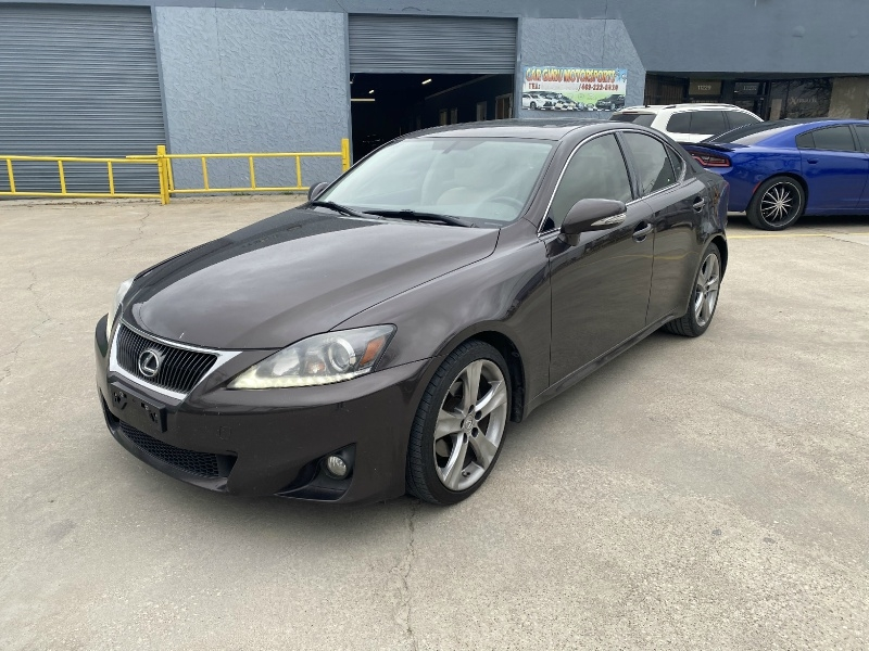 Lexus IS 250 2012 price $7,900