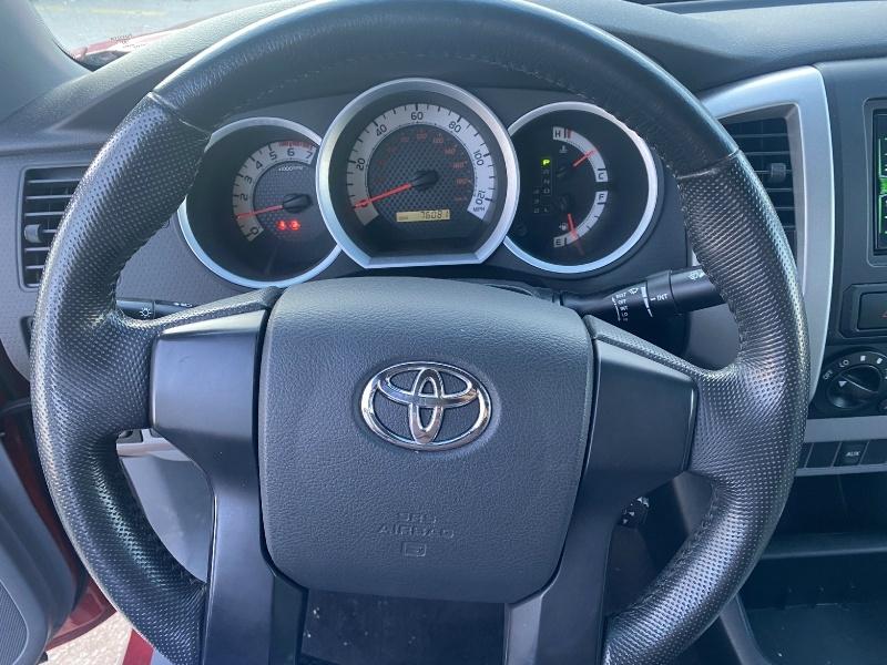Toyota Tacoma 2012 price $16,495
