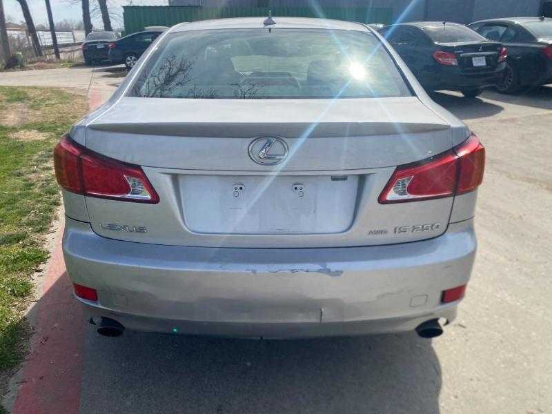 Lexus IS 250 2010 price $8,495